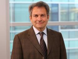 Biogen CEO Michel Vounatsos