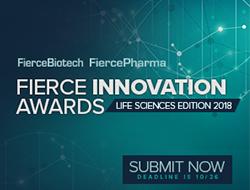 Fierce Innovation Awards – Life Sciences Edition