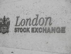 London Stock Exchange sign
