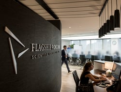 Flagship Pioneering office