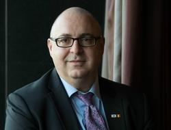 Promethera CEO John Tchelingerian