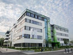 BioNTech's headquarters
