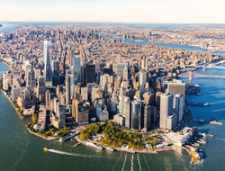 In Manhattan, average daily room rates were up for the sixth consecutive month as of Q2 2018, helping promote growth in revenue per available room for the quarter.