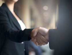 Lenovo and NetApp have announced a new partnership including a joint venture agreement in China (Image simarik / iStockPhoto)