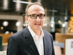 UCB CEO Jean-Christophe Tellier