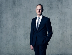 Franz-Werner Haas, interim CEO of CureVac