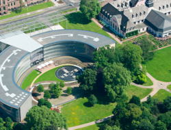 Bayer Headquarters site Leverkusen, Germany