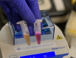 Columbia COVID test