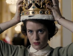 Netflix series The Crown