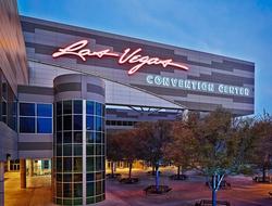 Las Vegas Convention Center at Night