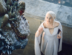 Game of Thrones - Emilia Clarke. Image courtesy of HBO