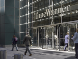 Time Warner Center. Image courtesy of Time Warner, Inc.
