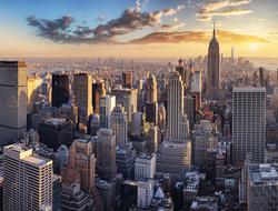 Skyline of Manhattan