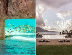 The Grand Hyatt Baha Mar in the Bahamas vs. The Park Hyatt St. Kitts