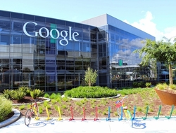 Google HQ building