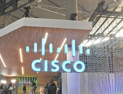 Cisco booth