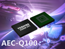 Toshiba Memory America, Automotive UFS JEDEC Version 2.1 embedded memory