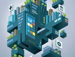 Smart city projects in China are expected to generate US$320b in revenue by 2025 (Image Comomolas / iStockPhoto)
