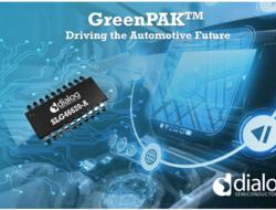 Dialog Semiconductor configurable automotive mixed-signal IC