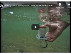 MIT undersea communications system