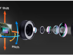 SmartSens image stabilization technology