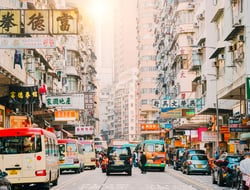 HKT has won contracts to deploy and manage a smart parking system for Hong Kong (Image Nikada / iStockPhoto)