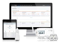 SmartSense by Digi IOT platform