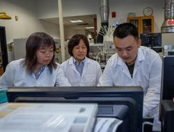 UConn researchers develop soil moisture sensor