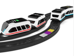 Intelino unveils smart train set