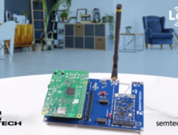 Semtech unveils reference design for smart buildings and homes
