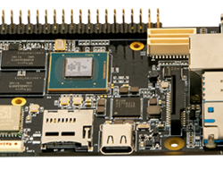Avnet unveils single-board computer for AI apps