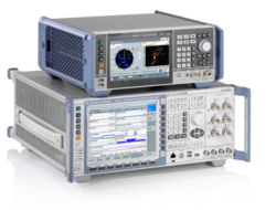 Rohde & Schwarz GEO fencing wireless test solution
