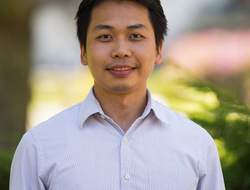 San Francisco State University Assistant Professor of Civil Engineering Zhaoshuo Jiang