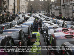 Uber denied license to continue operating in London