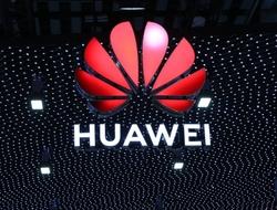 huawei logo at mwc 19