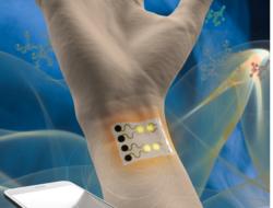 Penn State, Northeastern U scientists develop wearable gas sensor