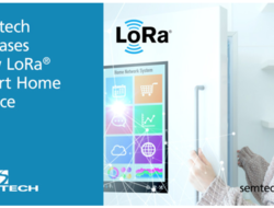 Semtech releases LoRa Smart Home device