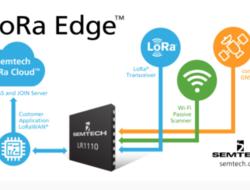 Semtech unveils LoRa platform for IoT