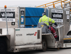 Swissport implements Bluetooth readers to improve cargo handling