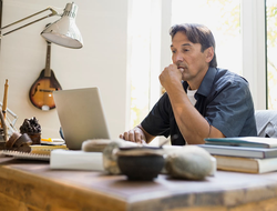 Working from home requires the right mindset as well as the right technology.
