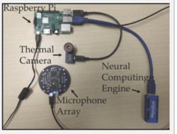 University of Mass develops AI device to detect flu symptoms