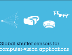 STMicro unveils distortion-limiting image sensors
