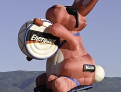 Energizer bunny balloon Macys parade