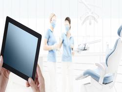 Tablet Doctors Office Visivasnc/iStock / Getty Images Plus