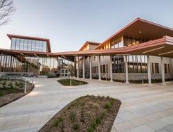 Virginia Treatment Center for Children exterior