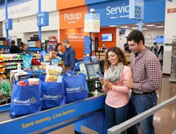 Walmart Self Checkout
