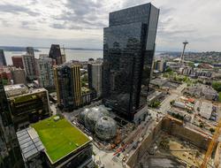 Amazon headquarters Seattle