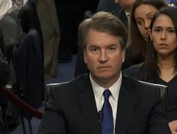 Brett Kavanaugh nomination hearing