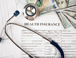 Health insurance form payer plan enroll