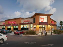 Walgreens store